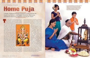 A Simple, Traditional Worship Ceremony to Lord Ganesha that ...