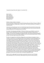 Limburgse Bestuurders Dag 16-11-2011 (PDF) - Gemeente Heerlen