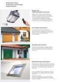 Design-Sectionaltore - Hörmann - Page 3