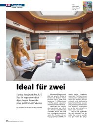 Artikel aus Reisemobil International 10/2013