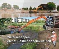 Waterschappen en het Besluit bodemkwaliteit - Waternet
