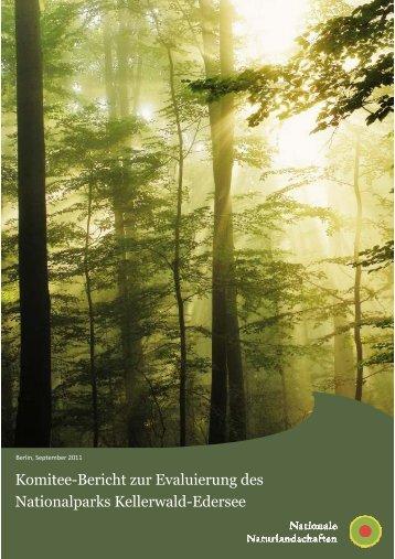 Komitee-Bericht Nationalpark Kellerwald-Edersee - EUROPARC ...