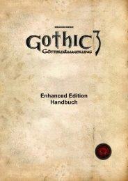 Enhanced Edition Handbuch