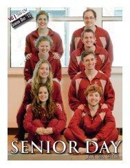 Senior Day Program - Vassar College Athletics