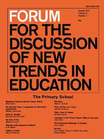 The Primary School - Wwwords.co.uk