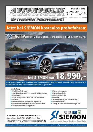 Download der aktuellen Ausgabe als PDF - automobiles