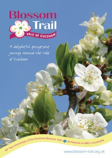 The Blossom Trail - Wychavon District Council