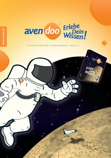 Technisches Datenblatt Avendoo13