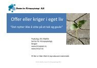 (Microsoft PowerPoint - Elin M\346hle_Offer eller ... - Possibility AS