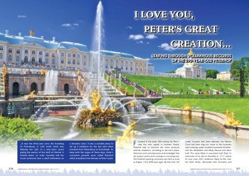 i LoVe YoU, Peter'S Great Creation…