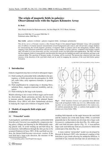 bologna.pdf ( 0.3MB ) - Mpifr-bonn.mpg.de