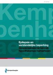 hypothalamus hamartoom - Kempenhaeghe