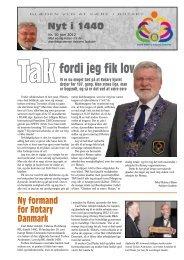 fordi jeg fik lov - Rotary Danmark