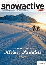 Ausgabe Januar 2014 > Download - Snow Active