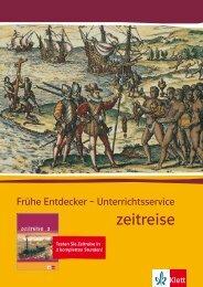 Frühe Entdecker - Ernst Klett Verlag