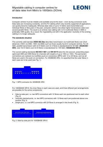 read - LEONI Infrastructure & Datacom