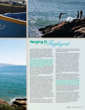pages 45-61 - Women's Surf Style Magazine
