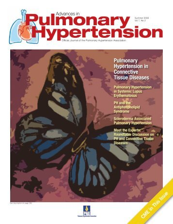 Pulmonary Hypertension - PHA Online University