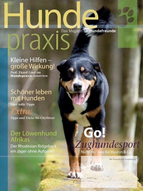hundepraxis.qxd:Layout 1 - hundepraxis.de