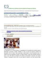 Plataforma en Defensa do Sector Marítimo Pesquero de Galicia ...