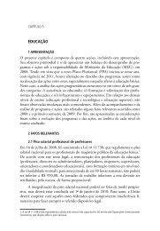 Capítulo 5 - Educação - Ipea