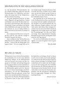 Weihnachten / Jahreswechsel - Pfarrsprengel Fahrland - Seite 5