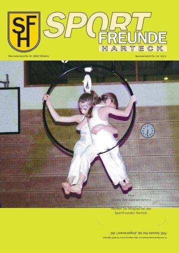 Ausgabe Nr. 119 - Februar 2013 - Sportfreunde Harteck eV