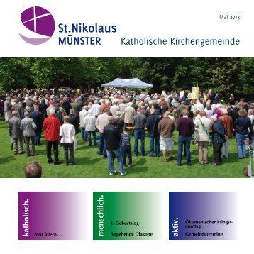 aktiv - St. Nikolaus Münster