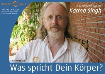 Karma Singh - Harmony United