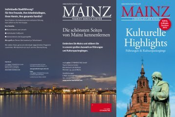 können Sie auch die Broschüre als pdf herunterladen - Touristik ...