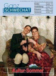 0606 Juni-Ausgabe - Stadtgemeinde Schwechat