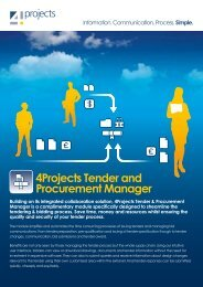 4Projects Tender & Bid Manager.pdf