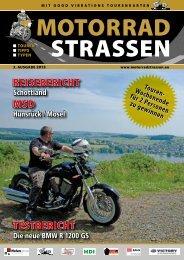 ALSO - Motorradstraße Deutschland