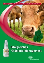 Erfolgreiches Grünland-Management (PDF) - DuPont