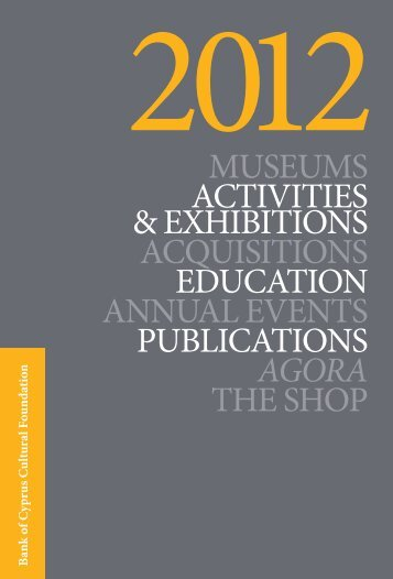 download pdf - Bank of Cyprus Cultural Foundation