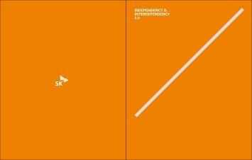 Independency & InTeRdependency 3.0 - SK