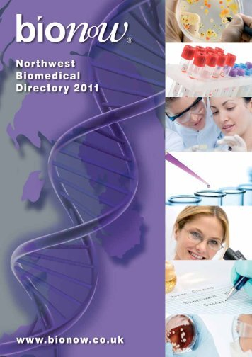 Download the 2011 version here - UK Biotechnology Directory