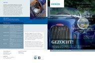 ESCBO brochure - Industry - Siemens Nederland