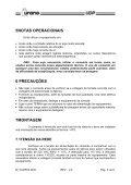 MANUAL COMANDO UDP - Urano - Page 4