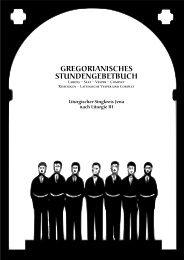 Format A 4 - LITURGISCHER SINGKREIS JENA