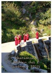 indien Dharamsala del 2 - Kajsas Art Vision