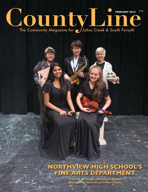 County Line Magazine