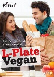 L-Plate Vegan - Vegan Future