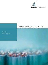 WITTENSTEIN cyber motor GmbH - WITTENSTEIN alpha