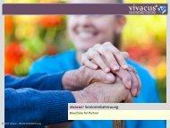 Broschuere für Partner.pdf - vivacus Seniorenbetreuung