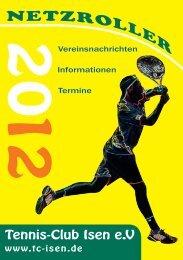 """Firma Josef Ziegler """"Zum Pollin"""" Unterer Markt 37, 84405 ... - TC Isen"""