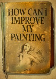HOW CAN I IMPROVE MY PAINTING - If you want to ... - zitnik