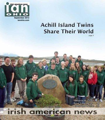 Achill Island Twins Share Their World Achill Island Twins Share ...