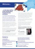 Download our latest newsletter. - University Hospital Southampton ... - Page 2
