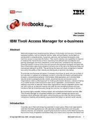 Redbooks Paper - IBM Redbooks